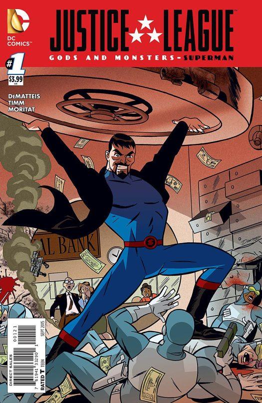 Superman No. 1!-Alt!