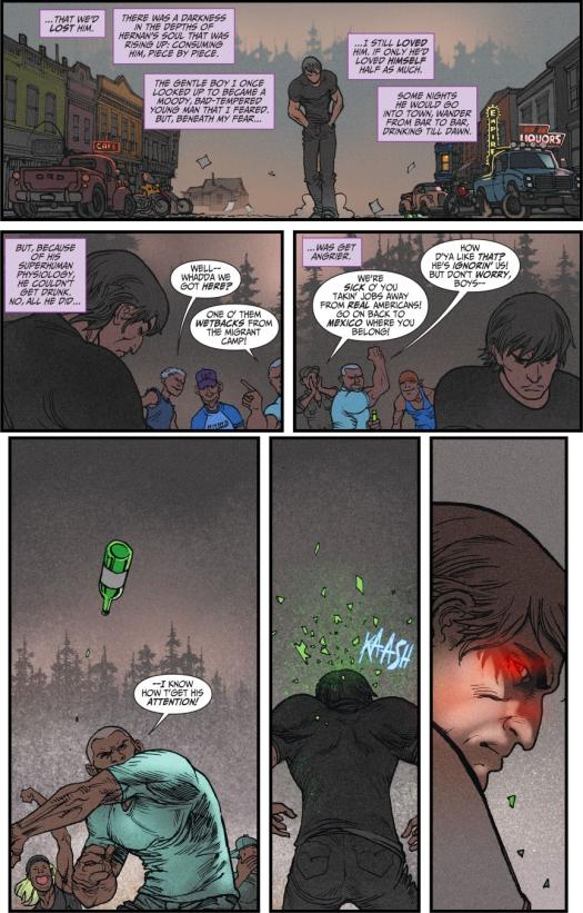 Superman No. 1!-Kryptonian Rage Against Humanity!