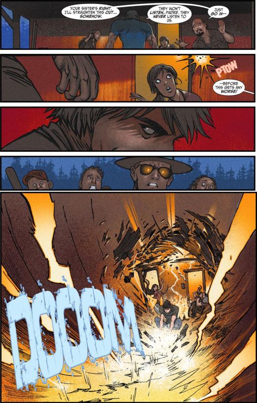 Superman No. 1!-Rage Incarnate!