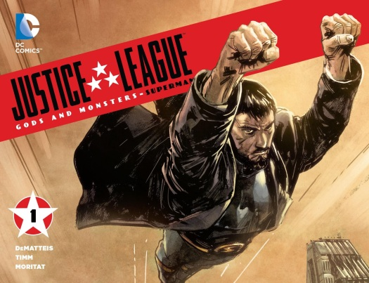 Superman No. 1-Title Card!