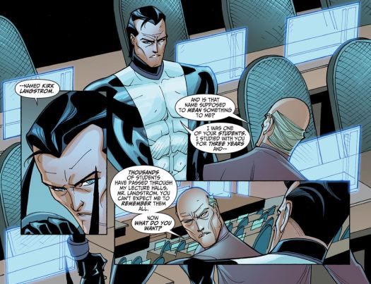 Justice League-Gods & Monsters No. 2-I Need Some Answers!