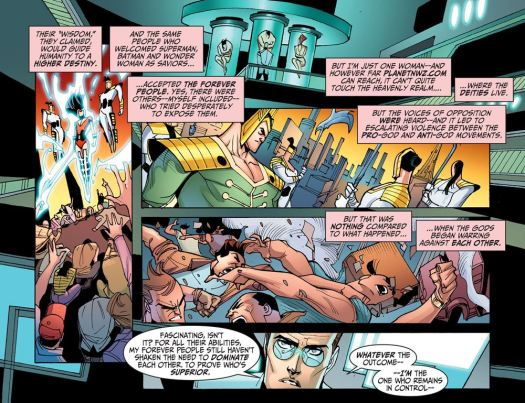 Justice League-Gods & Monsters No. 2-It's Psycho That Pulls The Strings!