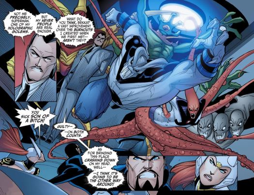 Justice League-Gods & Monsters No. 2-Psycho Killings!