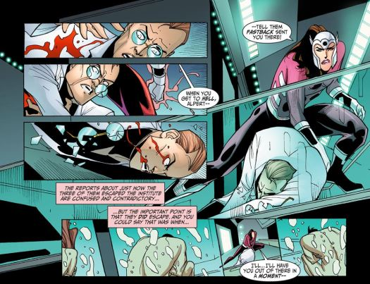Justice League-Gods & Monsters No. 2-Sneak Attack!