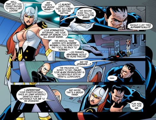 Justice League-Gods & Monsters No. 2-The Process Was A No-Go!