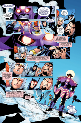 Justice League-Gods & Monsters No. 3-I Am Your Master Now!