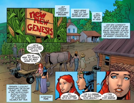 Wonder Woman No. 1-A True Paradise!