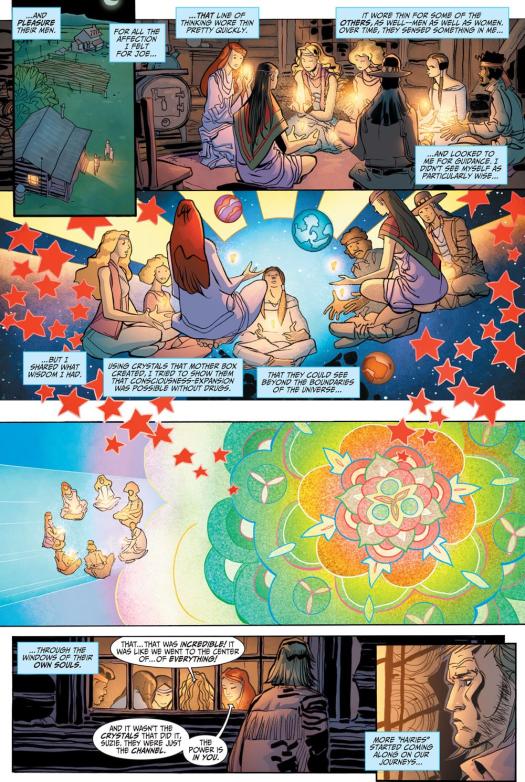 Wonder Woman No. 1-Becca's Better Headtrip Experience!