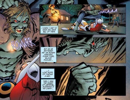 Wonder Woman No. 1-Fighting A Friend!