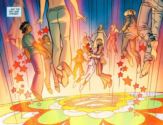 Wonder Woman No. 1-Free As A Bird!