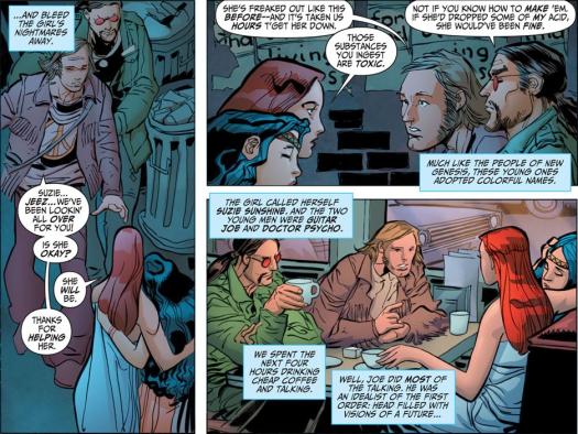 Wonder Woman No. 1-Hippie Help!