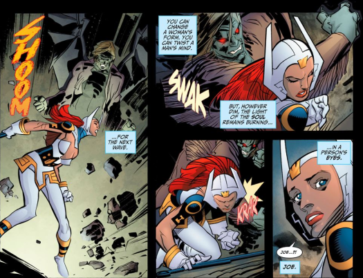 Wonder Woman No. 1-Surprise!