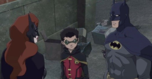 Bat-Family-Where Could Bruce Be!
