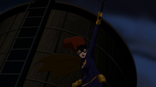 Batgirl-Here I Come, World! (2)