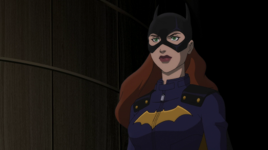 Batgirl-Here I Come, World!