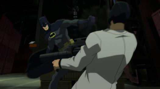Batman II-Bashing The Black Mask!
