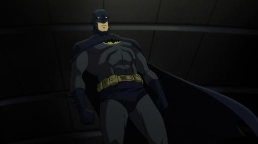 Batman II-Gotham Isn't Defenseless!