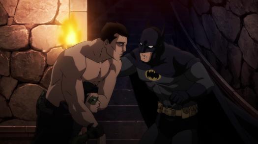 Batman II-I've Got You, Bruce!