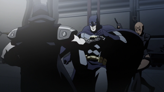 Batman II-Let's Dance!
