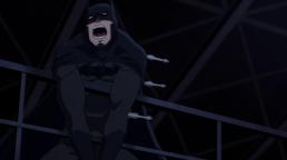 Batman-No Chance For Defense!