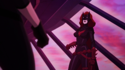 Batwoman-For My Dad!