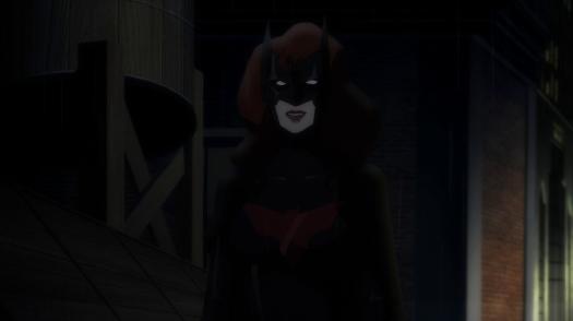 Batwoman-Let's Talk, Batman II!