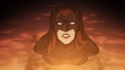 Batwoman-Saved By Sacrifice!