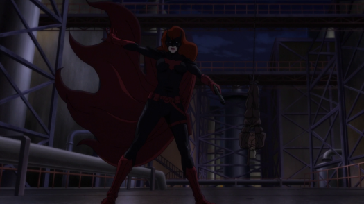Batwoman-You Never Looked Better!