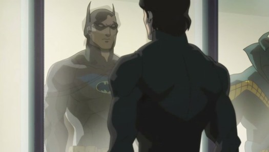Nightwing-Can't Escape His Shadow!