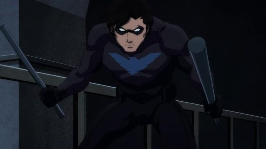 Nightwing-Take Talia Down!