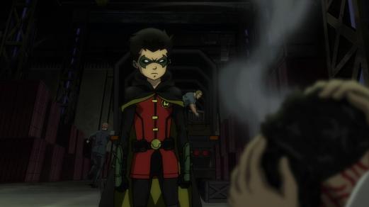Robin-I'm Back!