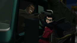 Robin-No More Weapons For You!