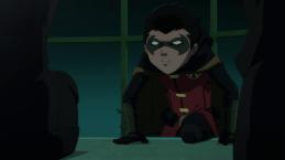 Robin-Time To Tangle With Tusk!
