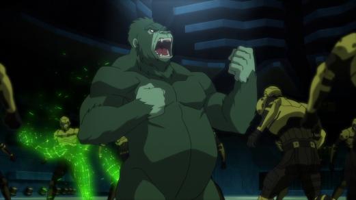 Beast Boy-Primal Justice!