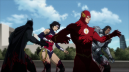 Justice League-Under Trigon's Thumb!