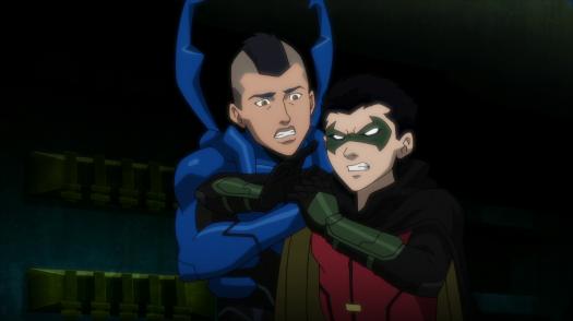 Robin-Let's Quarrel!