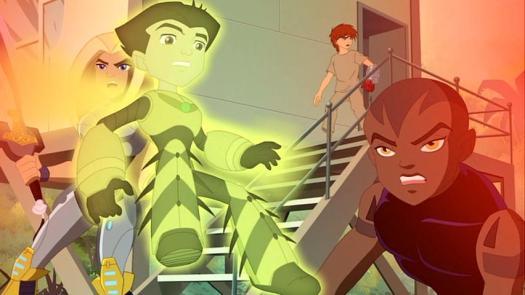 Avengers-Red Alert!