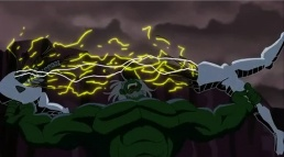 Hulk-Rip Stupid Robot Man!