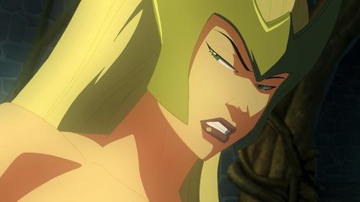 Enchantress-I'll Help Sif, Even Though I Dispise Her!