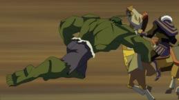 Hulk-Asgard Didn't Know What Hit Them!
