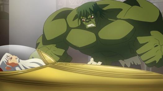 Hulk-Bye, Odin!