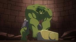 Hulk-Must Lift Hammer!