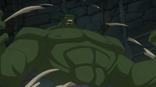 Hulk-Time To Vent Some Rage!