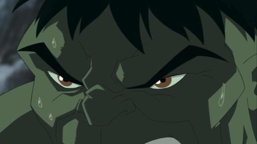Hulk-You Made Me Angry!