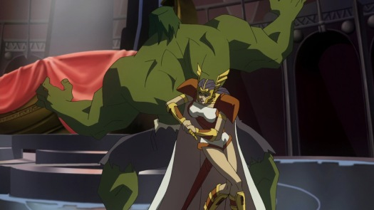 Lady Sif-I've Got You, Monster!
