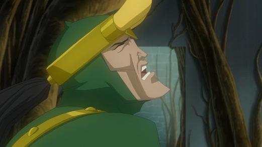 Loki-I Shall Have You, Hammer!