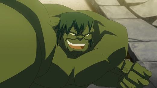 Loki-I'm Driving The Hulk Bus, Brother!