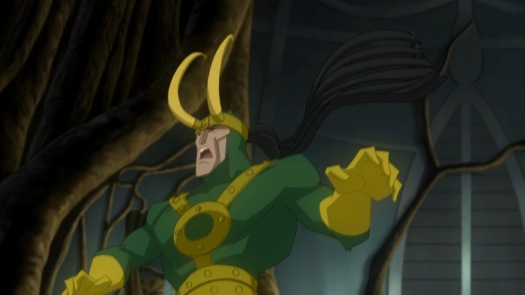 Loki-The Connection Is Severed!