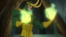 Loki-Unlimited Power!