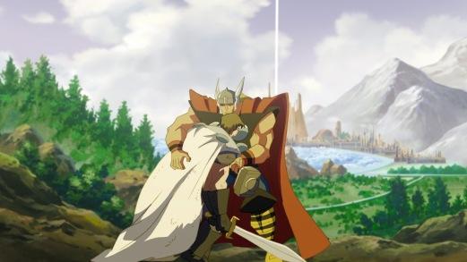 Thor-Rest, Good Friend!